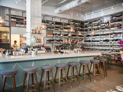 Esters Wine Shop, Los Angeles wine bars