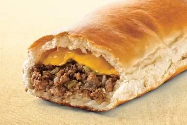Runza midwestern chain restaurant sandwich