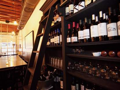 Vintage Enoteca, Los Angeles wine bar