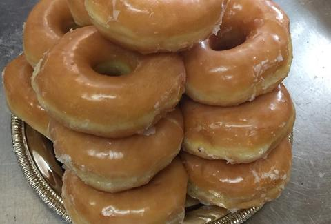 Bakers Dozen, donuts, New Orleans donuts