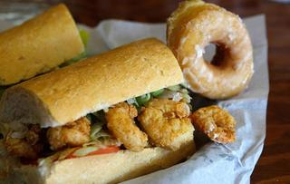 Freret Street Poboys & Donuts