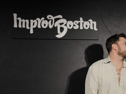 ImprovBoston, boston comedy club