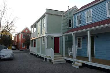 airbnb charleston compound houses
