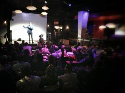 Nick's Comedy Stop, Boston comedy show