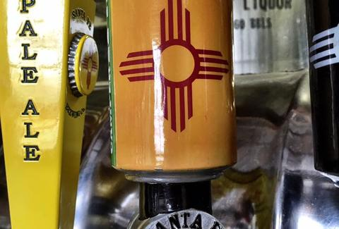 santa fe brewing company tap craft beer brewery
