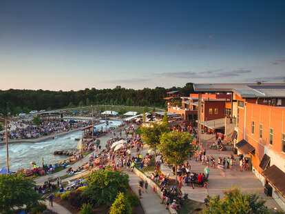 USNWC, Charlotte Spring events