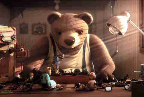 Bear Story - Oscars best Animated Short 2016