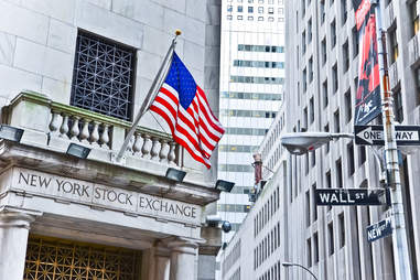 Financial District, New York Stock Exchange, Wall Street