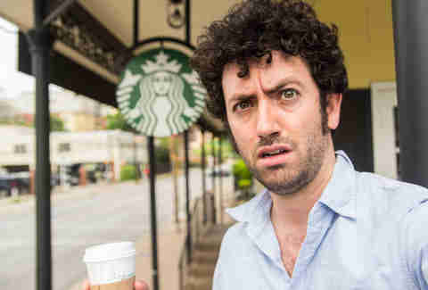 Every Type of Person You're Guaranteed to See in a DC Starbucks