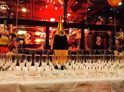sparks steakhouse new years eve new york city midtown manhattan italian restaurant