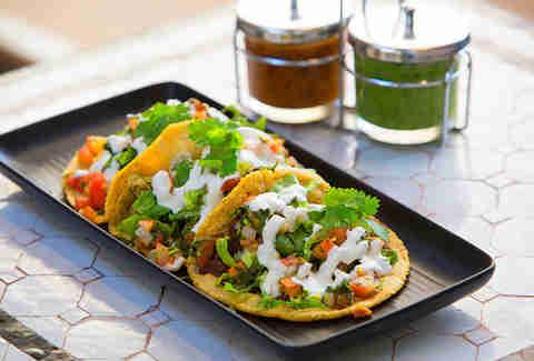 Gracias Madre Vegetarian Tacos Mexican Food San Francisco