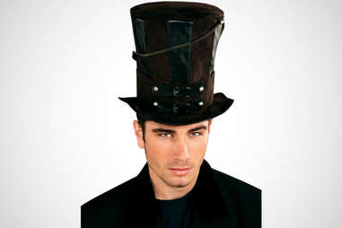 Steampunk top hat from Amazon