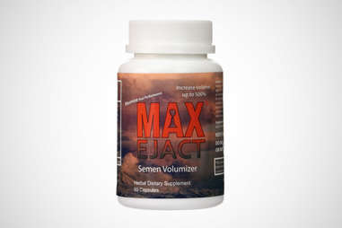 Max Ejact pill bottle from Amazon