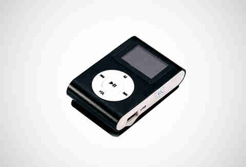 Mini clip MP3 Player Amazon