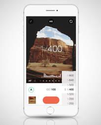 screenshot of Manual app in an iPhone 6