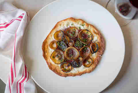 Freud Eduard Frauneder Edi & the Wolf Greenwich Village Austrian Onion Tarte