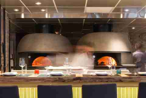 Pasquale Jones Charlie Bird Little Italy Pizza Ovens