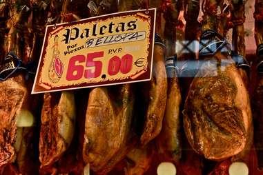 Spanish Meat