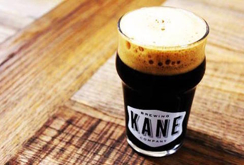 Kane Brewing Company craft beer