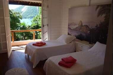 Angra dos Reis hotel room