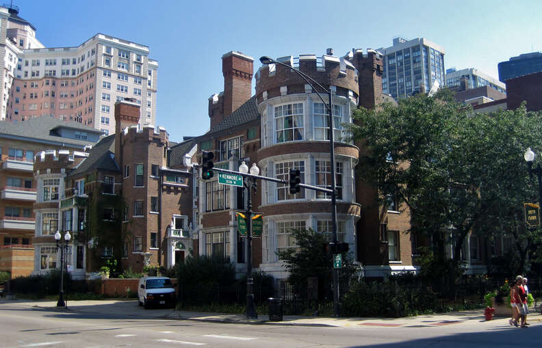 Manor House in Chicago