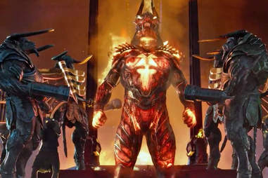 Gods of Egypt robots, Gods of Egypt movie, robot gods