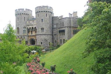 Windsor Castle in Bloom