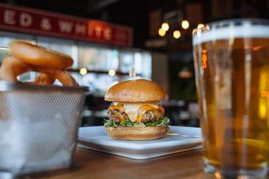 8 oz Burger & Co. in Capitol Hill, Seattle, Washington,
