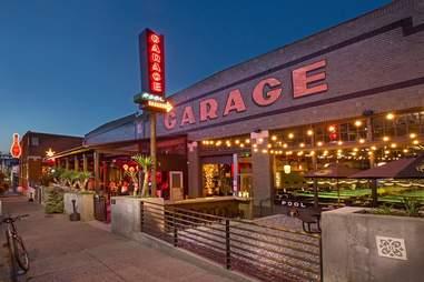 Garage bar and recreation center in Capitol Hill, Seattle, Washington