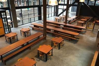 Optimism restaurant in Capitol Hill, Seattle, Washington