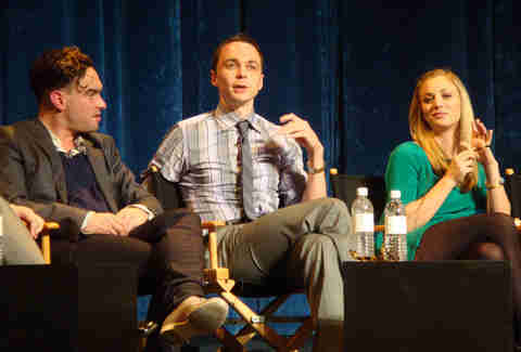 paleyfest big bang theory
