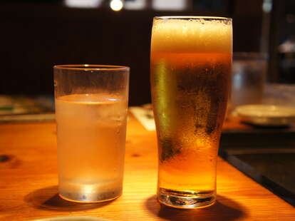 cold beer dive bar hard luck lounge