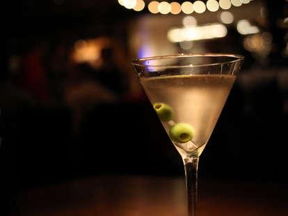 martini at barrymore's las vegas