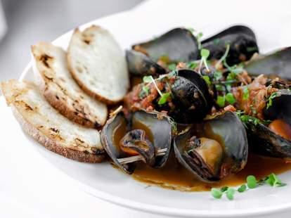PESKA Seafood Culture restaurant houston texas