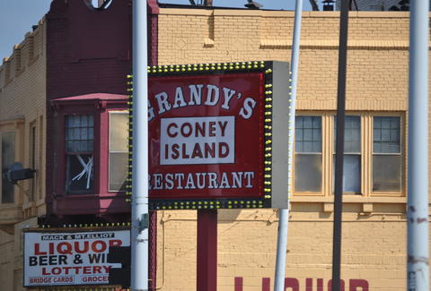 grandy's coney island detroit