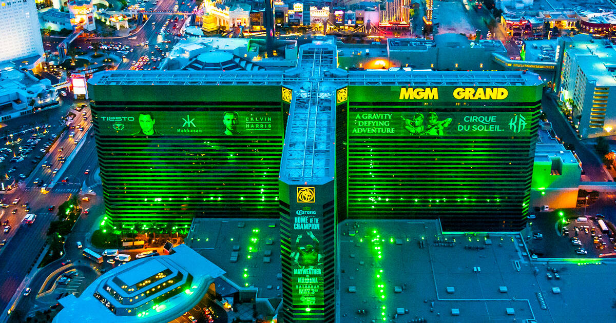 11 Things You Didn T Know About Mgm Grand Thrillist