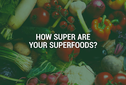 Superfoods, nutrition