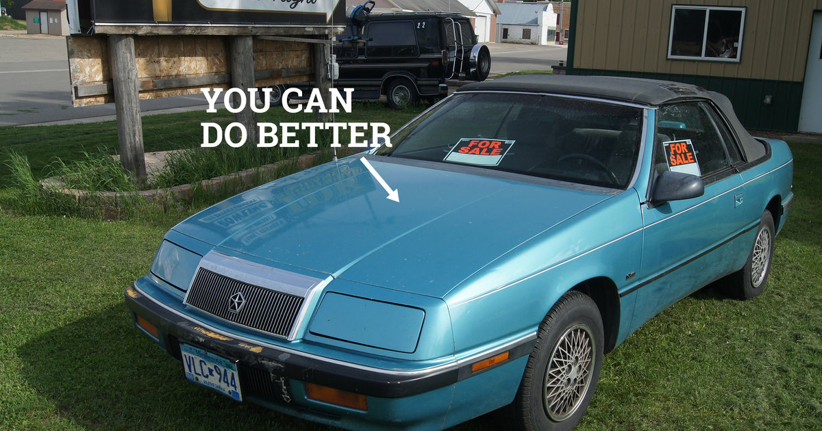How to Buy a Reliable Car for $2,000 or Less - Thrillist