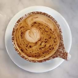 Creeds Coffee Bar, coffee, latte, Toronto coffee