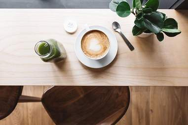 Quantum, coffee, latte, Toronto latte