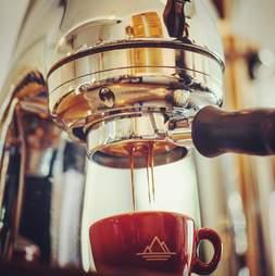 Reunion Island Coffee, coffee machine, Toronto coffee