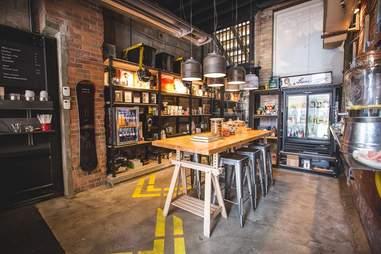 Tokyo Smoke Found, coffee shop, Toronto coffee