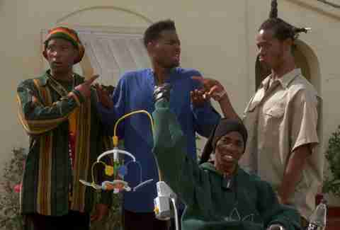 Don't Be A Menace, Shawn Wayans, Wayans Brothers