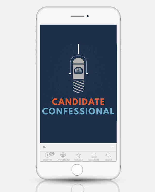 Candidate Confessional