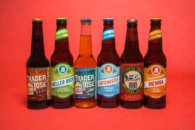 Trader Joe's beer