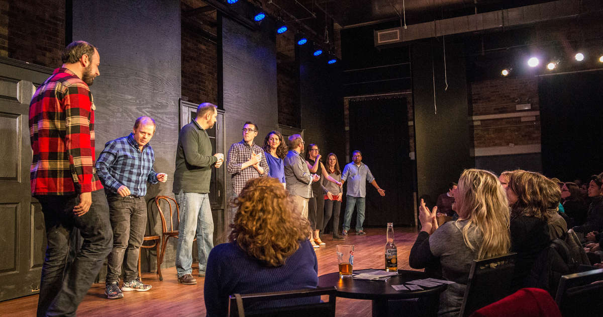The Best Comedy Theaters And Shows In Chicago Improv Sketch And Stand Up Thrillist
