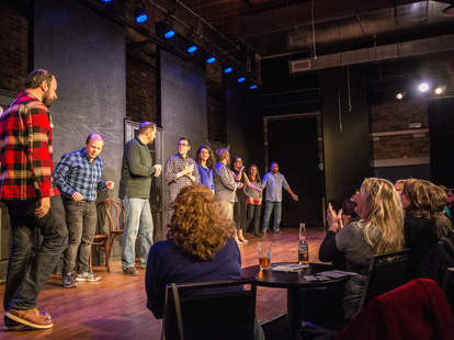 iO Theater Chicago stand up comedy sketch improv