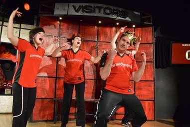 Comedy Sportz Theater comedy improv sketch