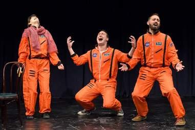 Stage 773 Chicago comedy improv sketch club