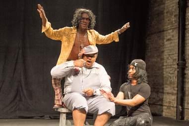 CIC Theater Pimprov chicago comedy